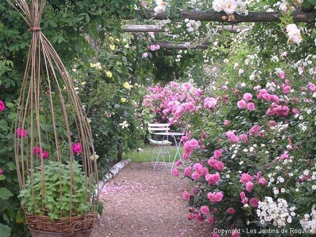 Le jardin les jardins de roquelin - Les jardins de sophie xonrupt longemer ...