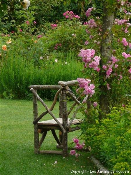 Le jardin les jardins de roquelin for Boutique dans un jardin en ligne